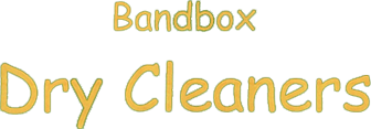 Bandbox Dry Cleaners logo
